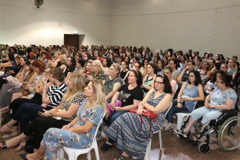 כנס הנשים ברמת גן, צילום: דוברות עיריית רמת גן