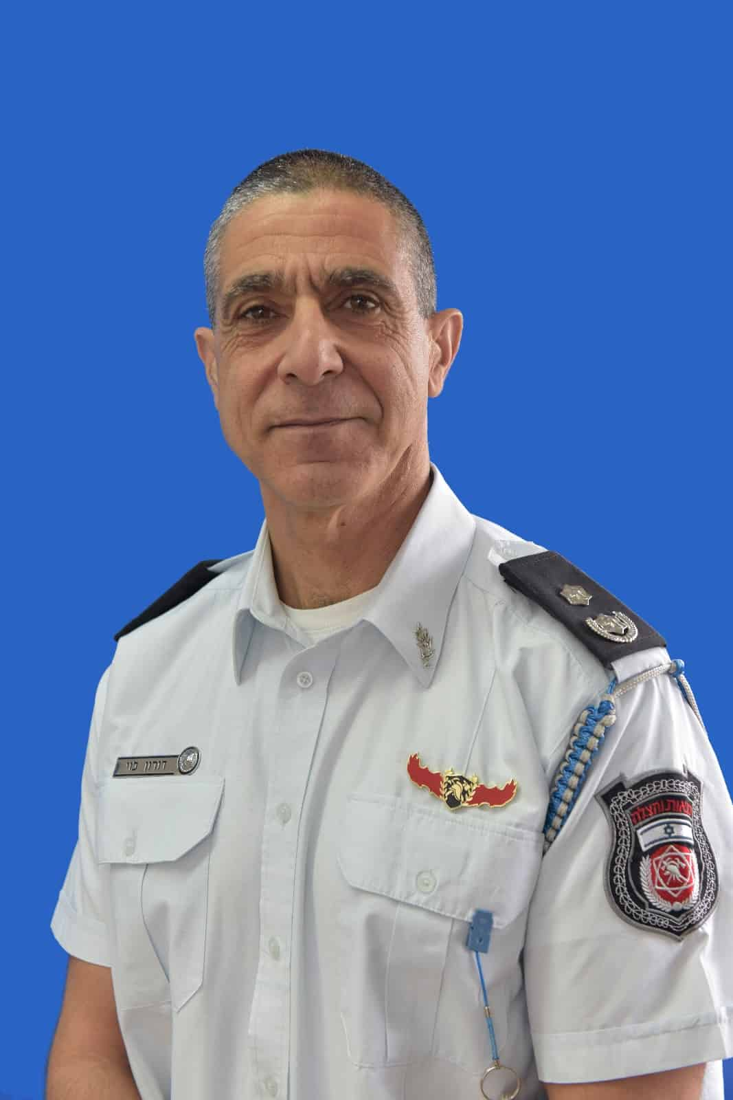 דורון לוי, צילום: באדיבות דוברות מכבי האש