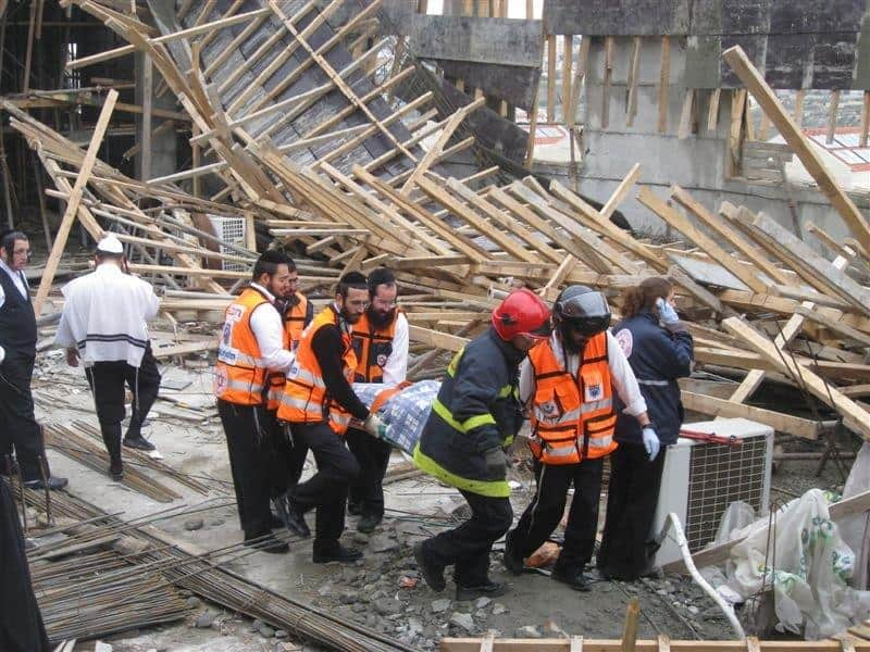 מוזמנים להצטרף ל-30 המתנדבים בסניף המקומי, צילום: באדיבות דוברות איחוד הצלה
