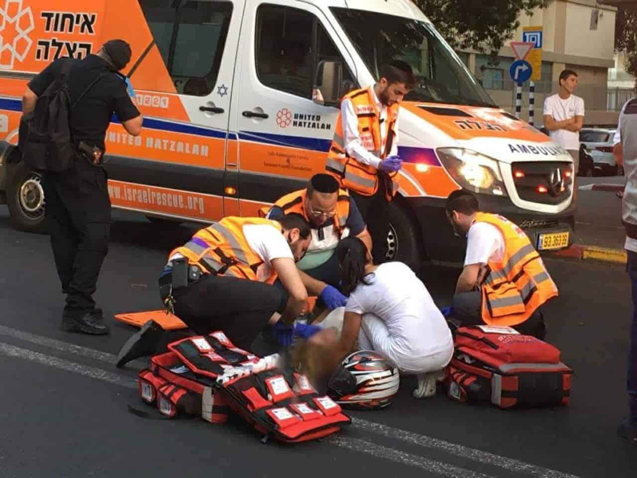 מצילים חיים, צילום: באדיבות דוברות איחוד הצלה
