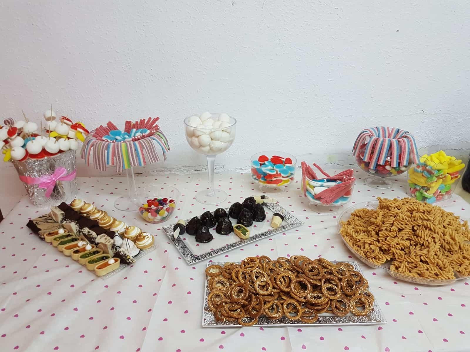 אין מסיבה בלי ממתקים, צילום: באדיבות מלי אלמלם