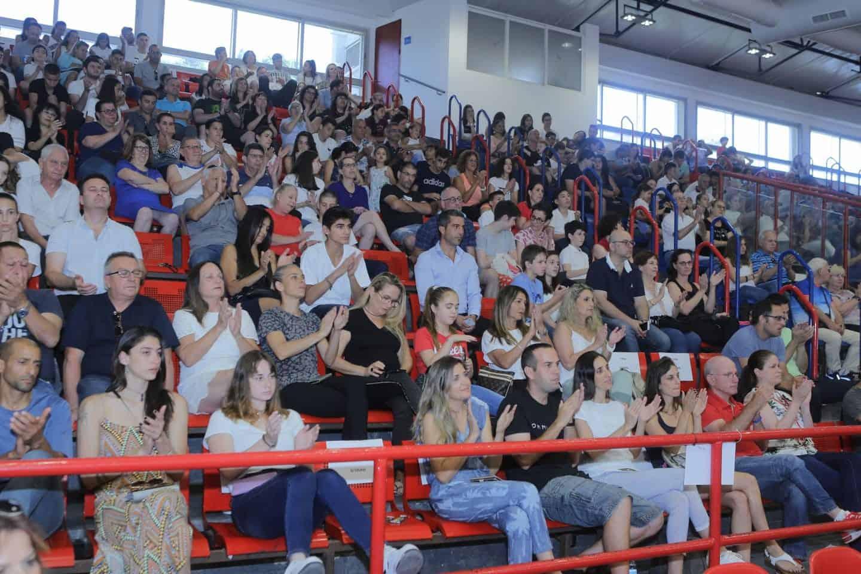 מסכמים שנת ספורט בגבעתיים, צילום: העמותה לקידום הספורט בגבעתיים