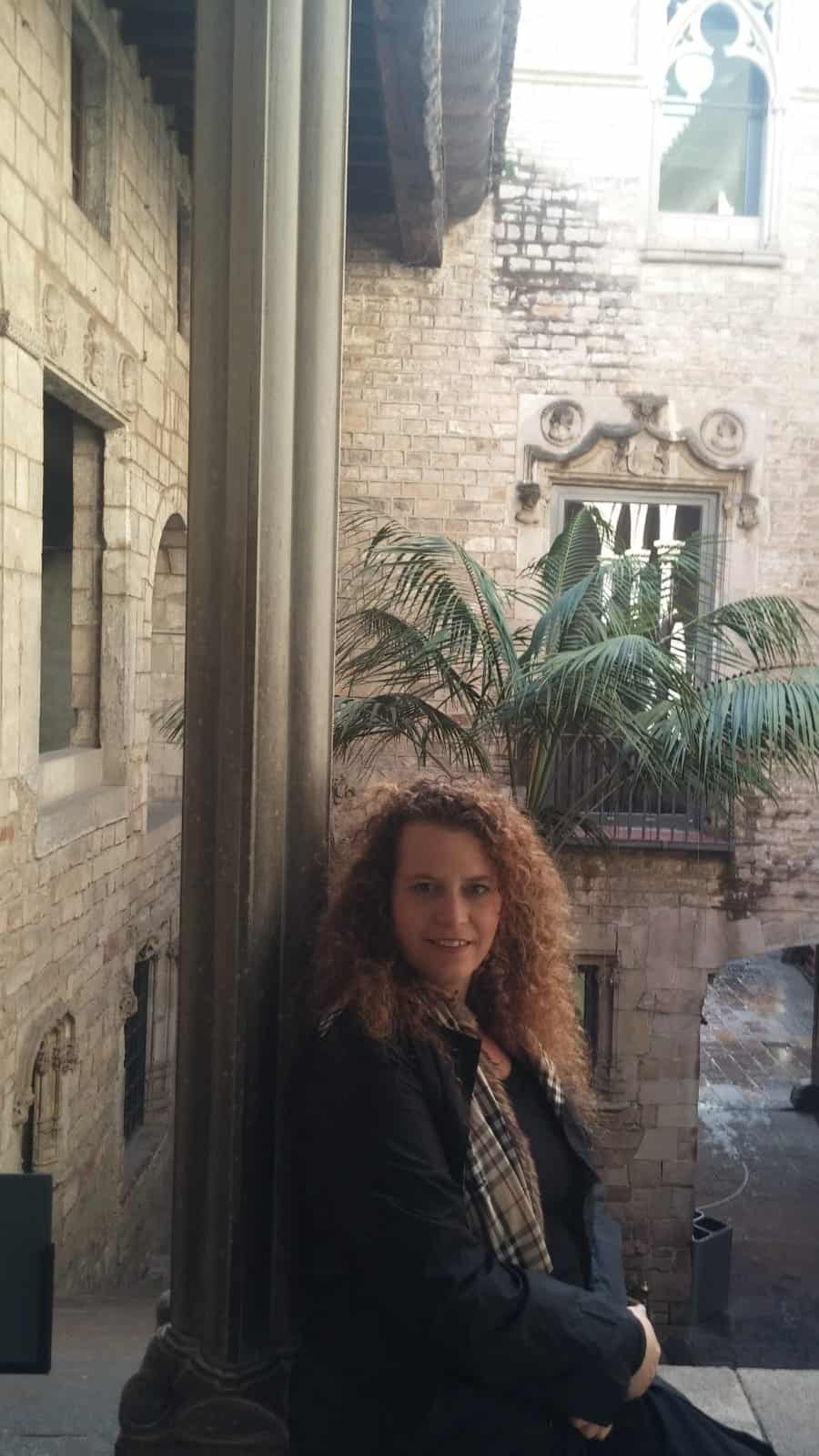 מירב שניידר בוחרת אילני, צילום: פרטי