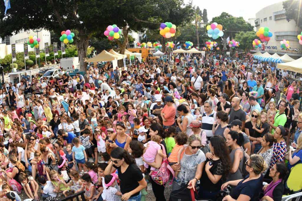 פסטיבל בריאות, צילום: ישראל מלובני